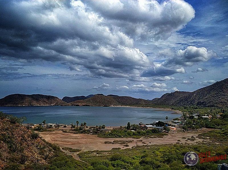 Más playitas cercanas a Loreto Baja California Mexico
