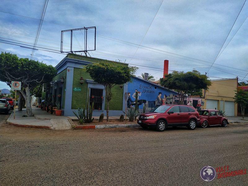 Estancia uruguaya La Paz Baja California
