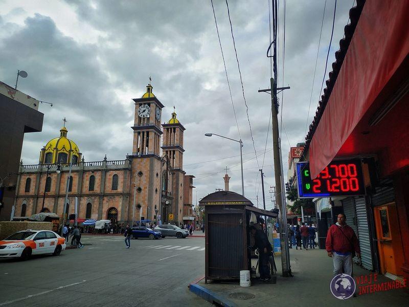 Iglesia Tijuana Baja California Mexico