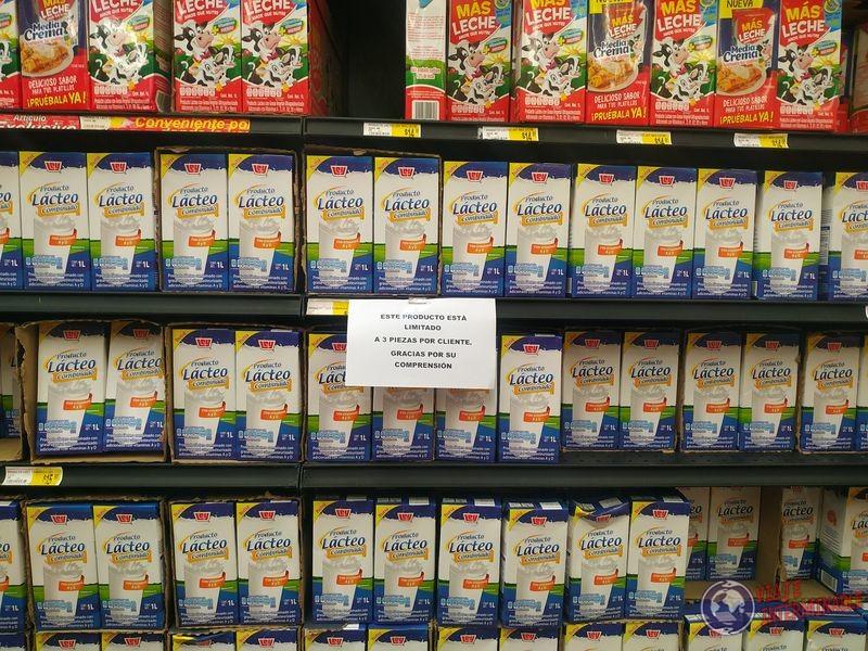 Limitacion de compra supermercado ensenada Mexico