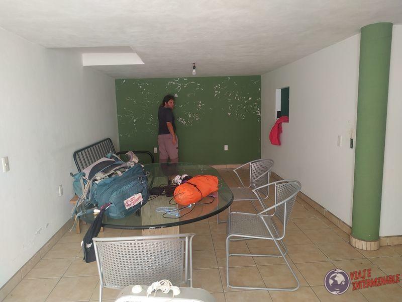 Remodelando casa cuarentena Mexico