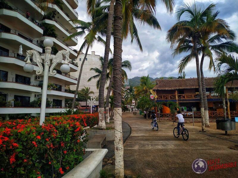 Peatonal Puerto Vallarta Mexico