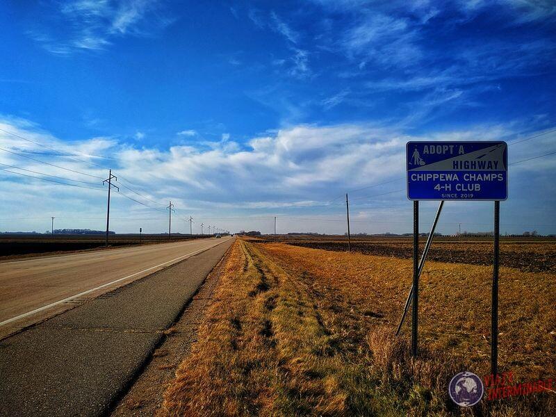 Adopt a highway Montevideo Minnesota EEUU