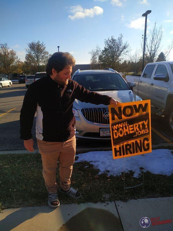 Contratando o now hiring en Montevideo Minnesota EEUU