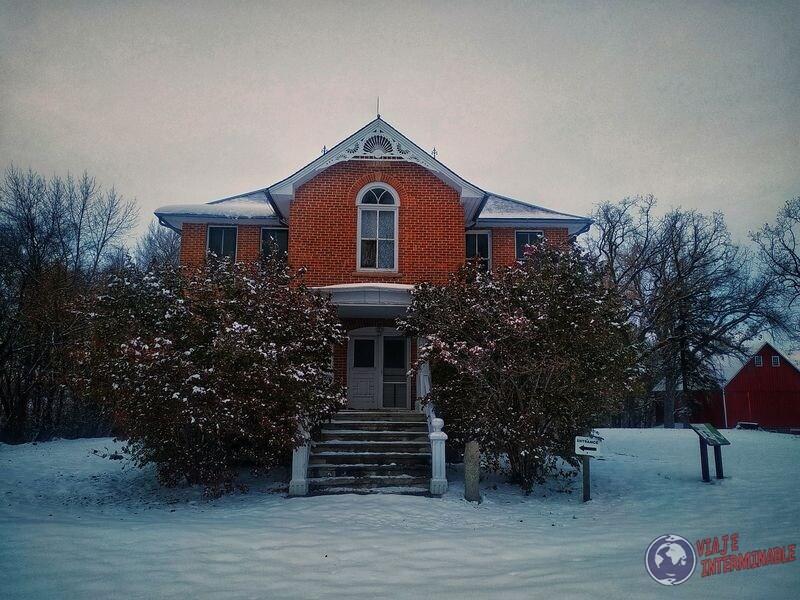 Swansson Farm casa Montevideo Minnesota EEUU