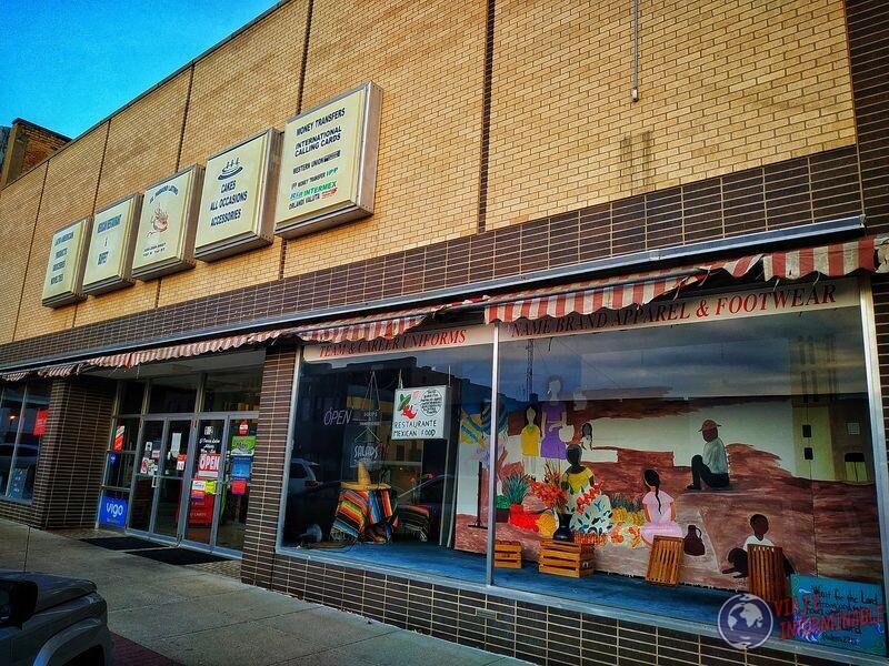 Tienda Paraíso Latino Montevideo Minnesota EEUU