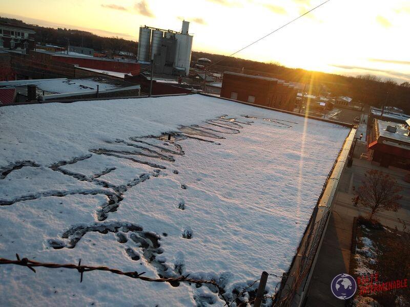 Send nudes techo nieve en Montevideo Minnesota USA EEUU
