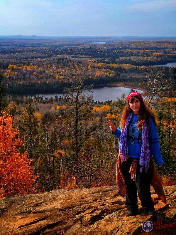 Eagle mountain girl chica naturaleza colores EEUU USA