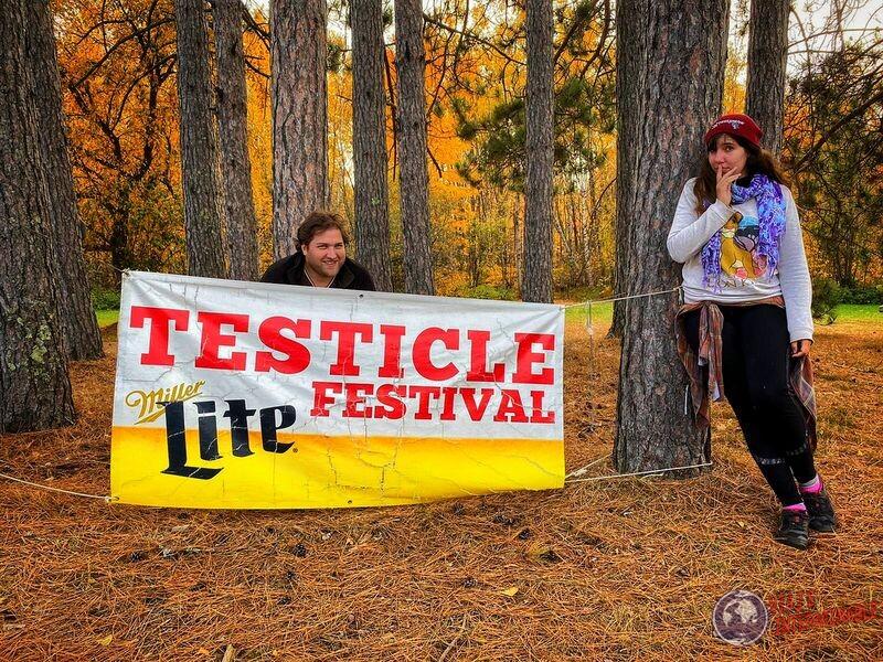 Testicle festival USA